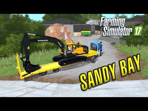 Farming Simulator 2017 | Sandy Bay | Episode 1 thumbnail