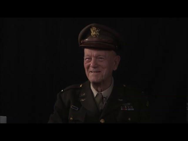 Harold David Andrews Jr.'s interview for the Veterans History Project at Atlanta History Center