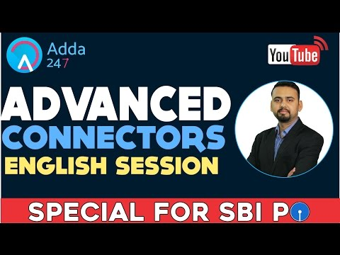 Advanced Connectors for SBI P.O. 2017