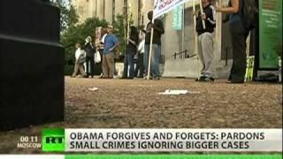 Obama fails to pardon political prisoners
