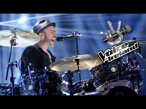 Nigel Connell - In The Air Tonight - The Voice of Ireland - Semi-finals - Series 5 Ep16