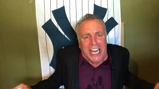 MYBookie.ag Presents The NY Yankees Locker Room with Vic DiBitetto: Grand Exalted Poobah of Baseball