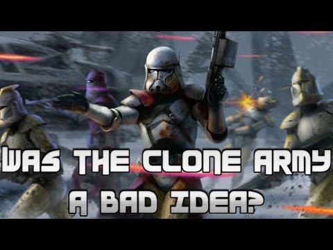 Star Wars Rethink: Was the Clone Army a Bad Idea?