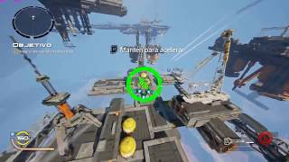 Strike Vector EX Gameplay (No commentary, Action, Indie Game PC)