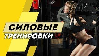 Секреты силовых тренировок для похудения и роста мышц
