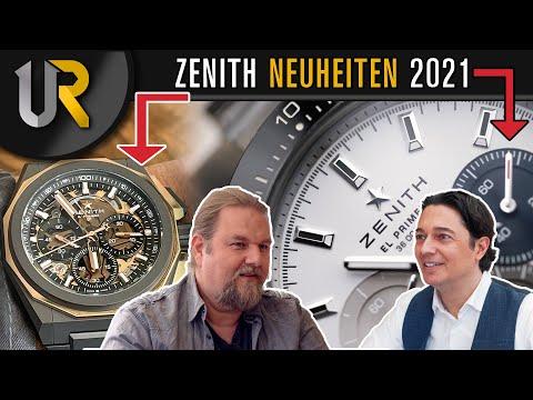Zenith NEUHEITEN 2021