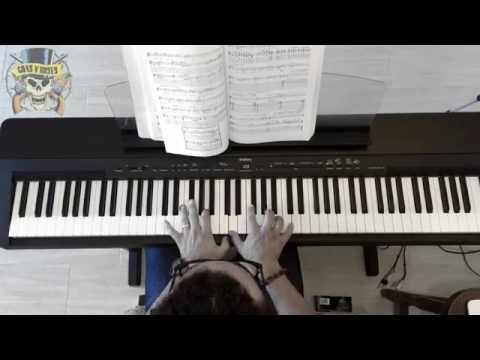 Guns N' Roses - Patience - Piano Cover