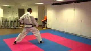 TaeKwonDo 4 Directional punching (saju jirugi)