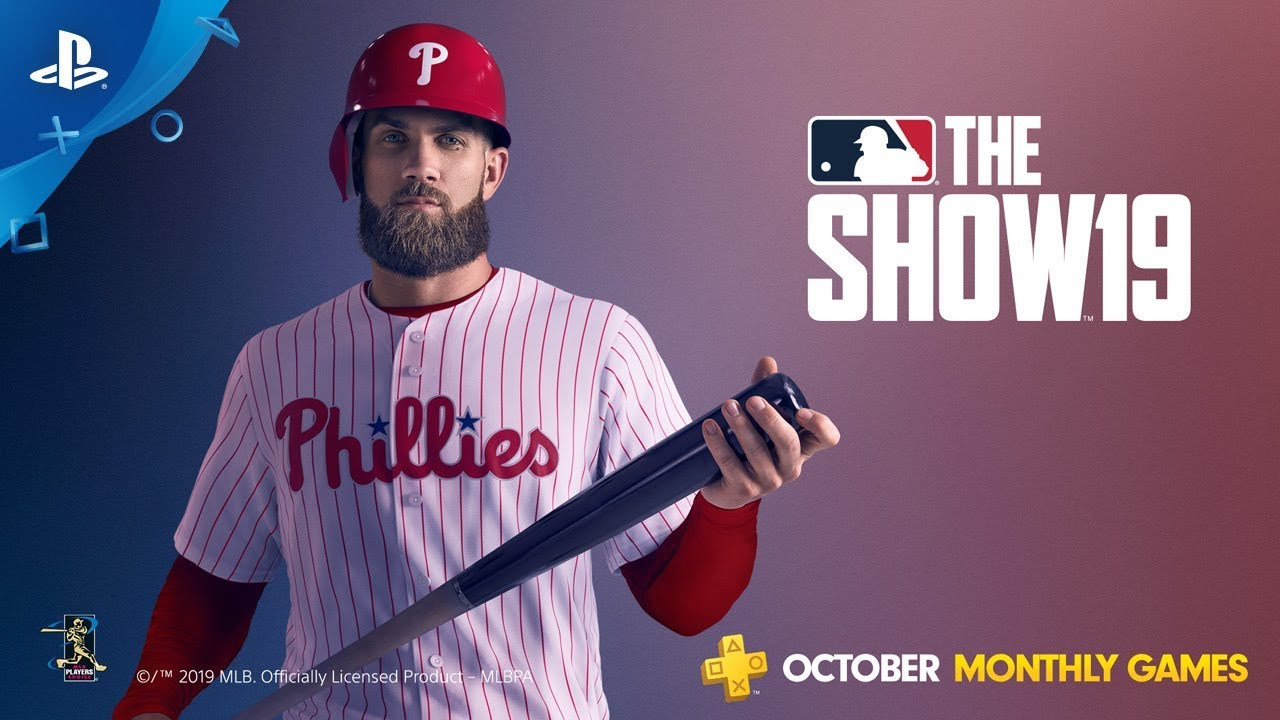 MLB the Show 19 game