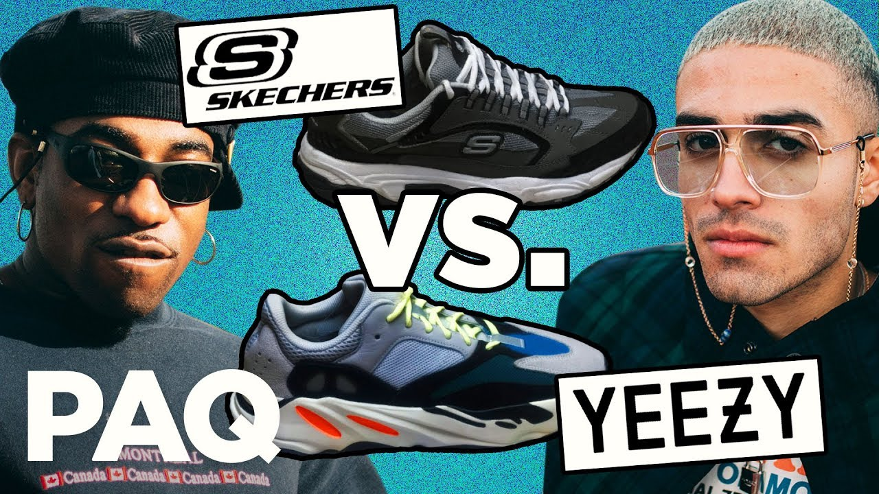 f3dd0076d177a Testing the Yeezy Wave Runner vs. other Dad Sneakers