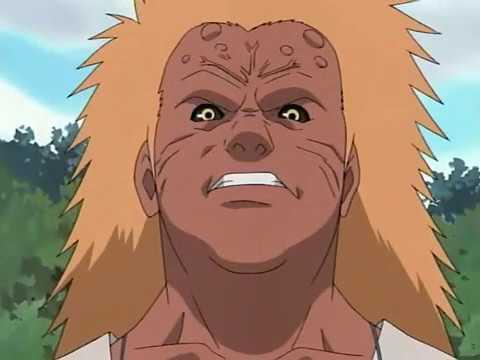 Naruto-Choji VS Jiroubou AMV