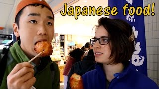 Delicious Japanese Food (Eating our way through in Hakone, Japan)