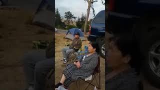 Người Việt ở Mỹ phần 5 gia đình đi cắm trại ở biển California