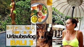 Bali Vlog 3 - Ubud - Traumpool - Food Diary - Sunset Hill - Daniel findet sich selbst