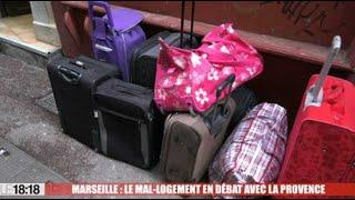 Marseille : le mal-logement en débat avec La Provence