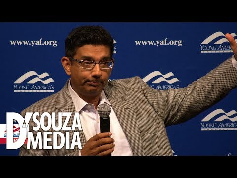 D'Souza reveals SHOCKING truth about FDR