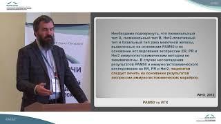 Молекулярно-генетические подтипы рака молочной железы