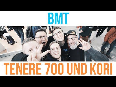 BMT : Kori, Bloargh, Motovlogki und die Tenere .
