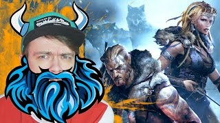 Скандинавский слэшер - Vikings: Wolves of Midgard