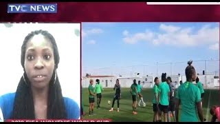 World Cup: Super Falcons in for final preparation
