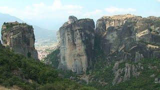 Niezwykly Swiat - Grecja - Meteory