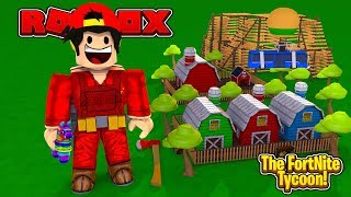 ROBLOX - THE FORTNITE TYCOON!!