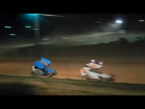 Texas Wing Modified Heat #2 - 281 Speedway - 9-24-16