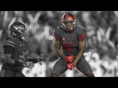 Matthew Adams Highlights | Hardest Hits in College | Houston
