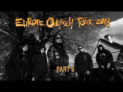 Deadsquad Europe Odyssey Tour 2018 Part 5