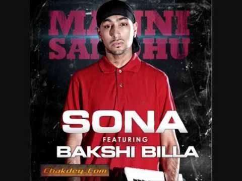 Manni Sandhu - Sona Remix By Dj Notorious