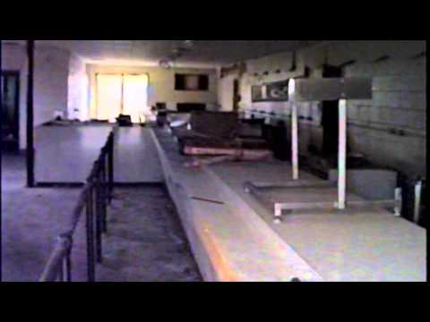 Abandoned Drive-In Theatre (Clappison) Waterdown Ontario Canada 1990