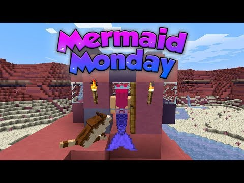 THE MYSTERIOUS HOUSE!   Mermaid Monday S2 Ep 2   Amy Lee33