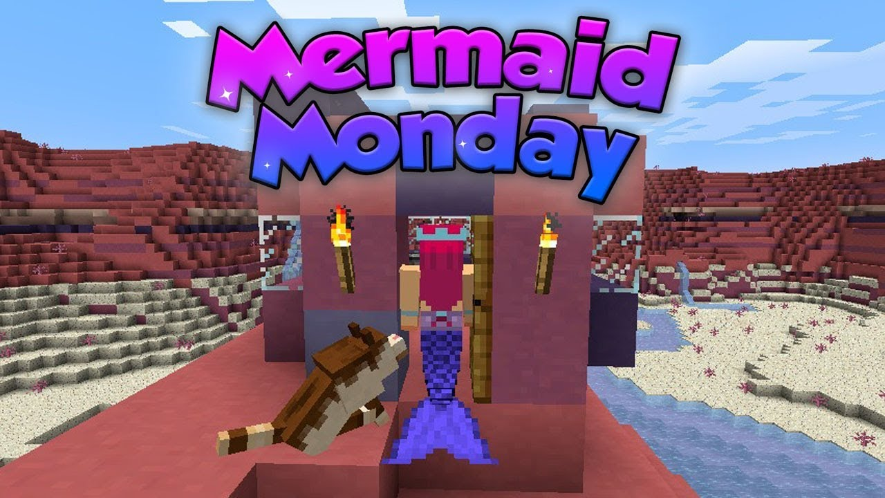 Stacyplays Mermaid Monday Skins