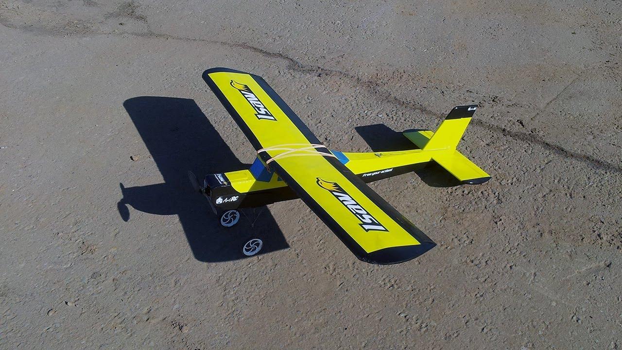 Классный самолёт MAULE MX7-180B 2012 г - YouTube