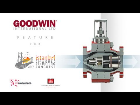Goodwin International feature for World Petroleum Council congress 2017