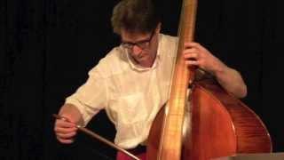 Dittersdorf Concerto Nr. 2 in Eb - Adagio / Schott Edition - Modern Bass