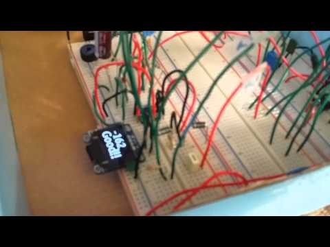 Simple sound discrim Arduino Metal detector