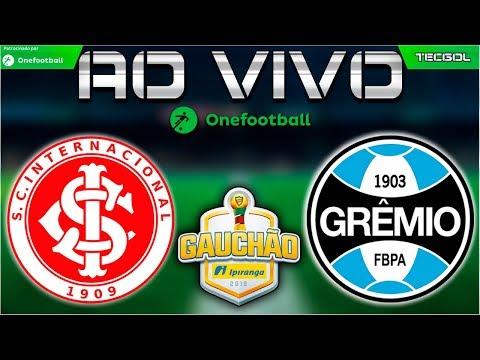 Internacional 2x0 Grêmio | Quartas de Final do Gauchão 2018 | Jogo de volta | Grêmio Classificado!