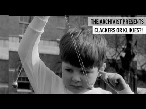 Clackers Or Klikies The Archivist Presents 13 Youtube