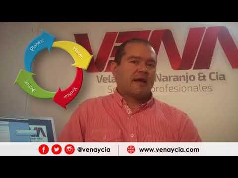 Ejecución y control  por Alvaro Velasquez de Vena y cia.