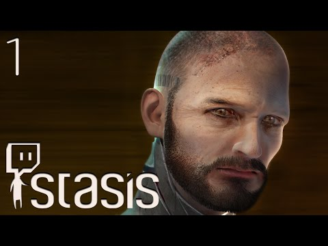 Let's Play ► Stasis - Part 1 - We Are Simply...Product. On Neptune... [BLIND/TWITCH]