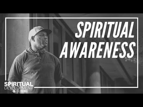 Donnie McClurkin - WATCH THIS! GREAT VIDEO  on spiritual awareness by Eric Thomas