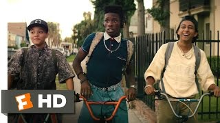 Dope (2015) - Malcolm the Geek Scene (1/10)   Movieclips