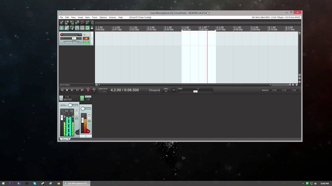 Adding Live Effects To Your Microphone With Software!