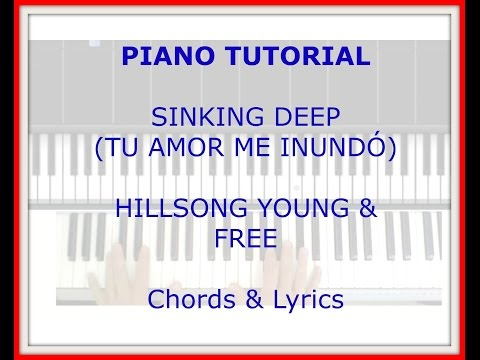 Hillsong Young Free Tu Amor Me Inund Sinking Deep Espaol Mp3 Video