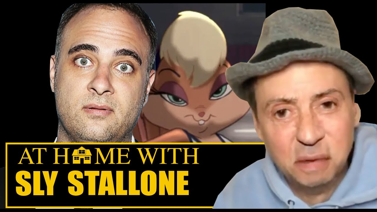 At Home with Sly Stallone Ep 17 - Kyle Dunnigan