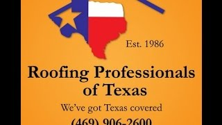 Dallas Fort Worth Roofing Contractor