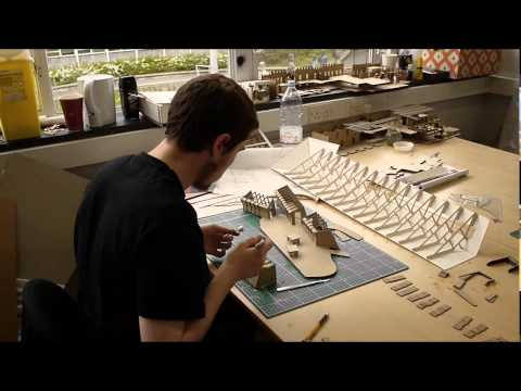 Northumbria Architecture & Interior Architecture Final year degree show 2014