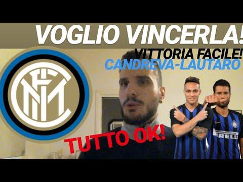 INTER-BENEVENTO 6-2: VOGLIO VINCERE LA COPPA ITALIA! TUTTO FACILE. PORDENONE-BIS EVITATO.⚫🔵