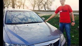 Тест-драйв Mazda 6 Объективный тест